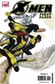 X-Men First Class (2006 Series)